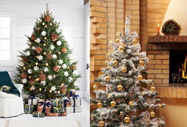 Картинки по запросу как украсить елку 2018